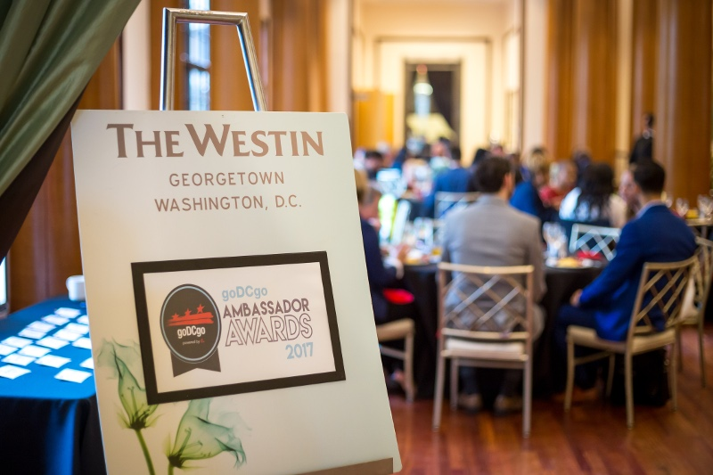 DC Employers Recognized at goDCgo Ambassador Awards