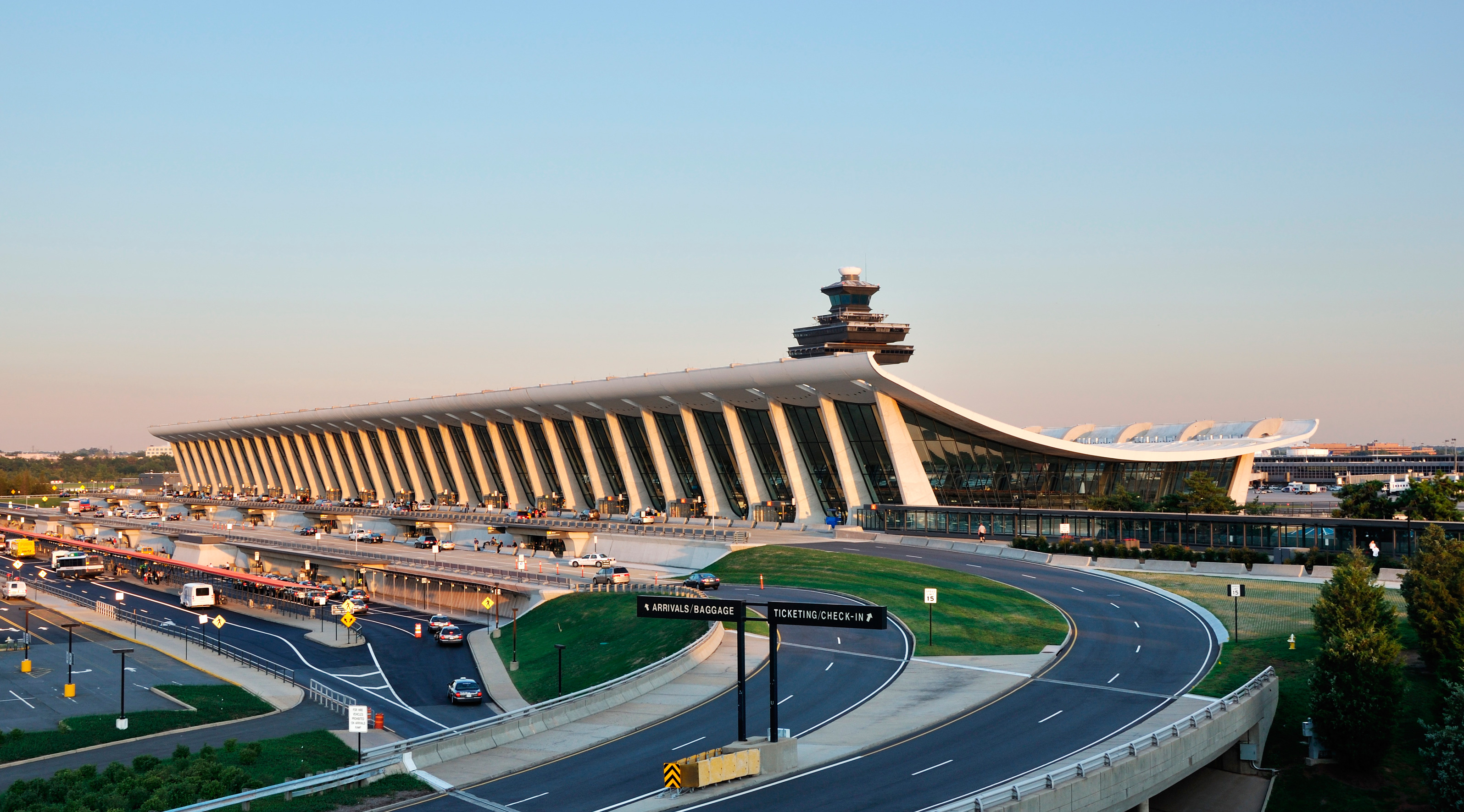 Getting to Dulles Intl Airport (IAD)