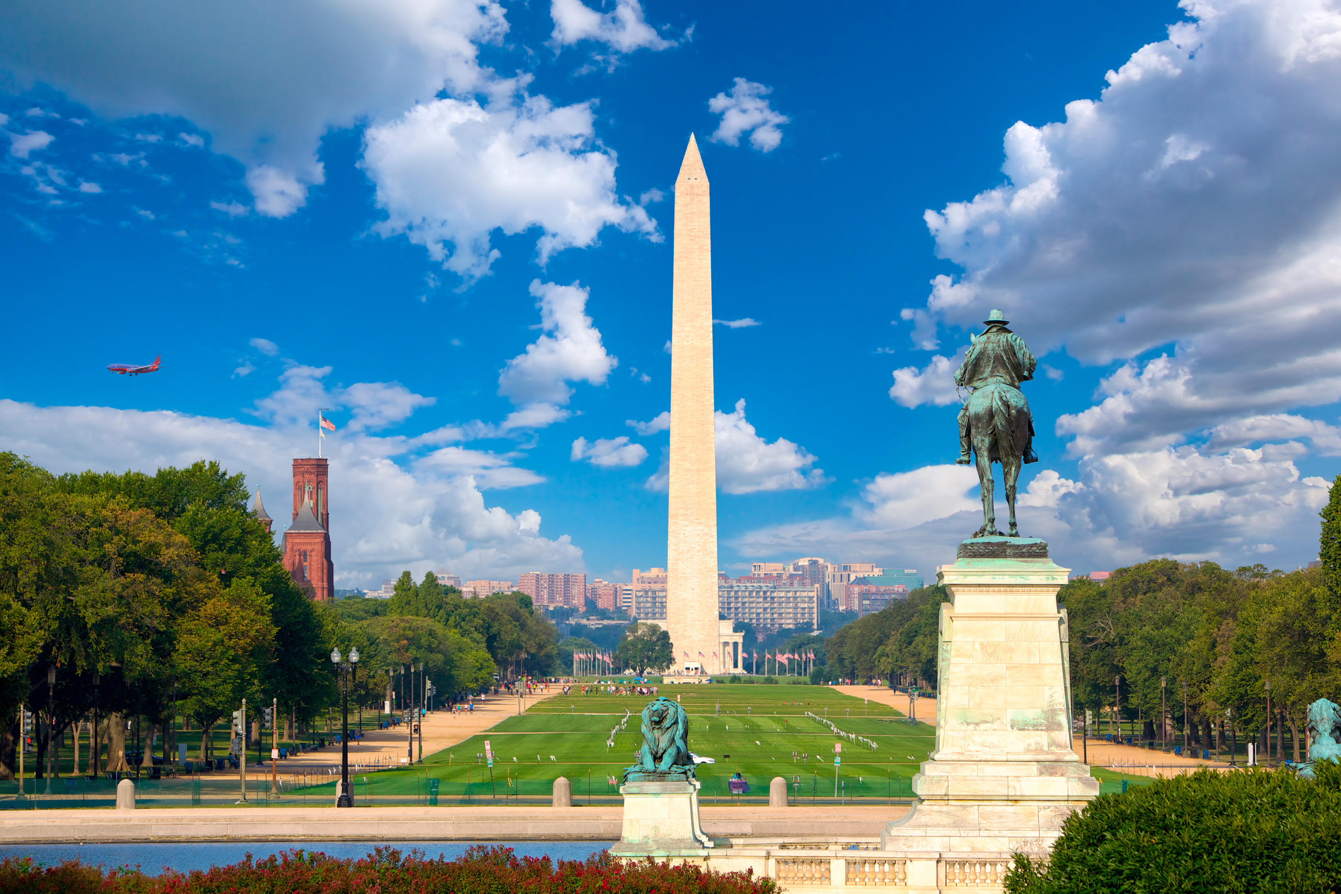 Getting to the National Mall