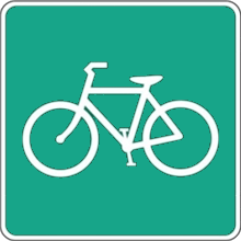 Bicycle-friendly Roads