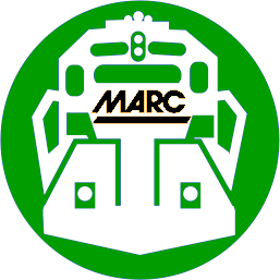 MARC train Routes
