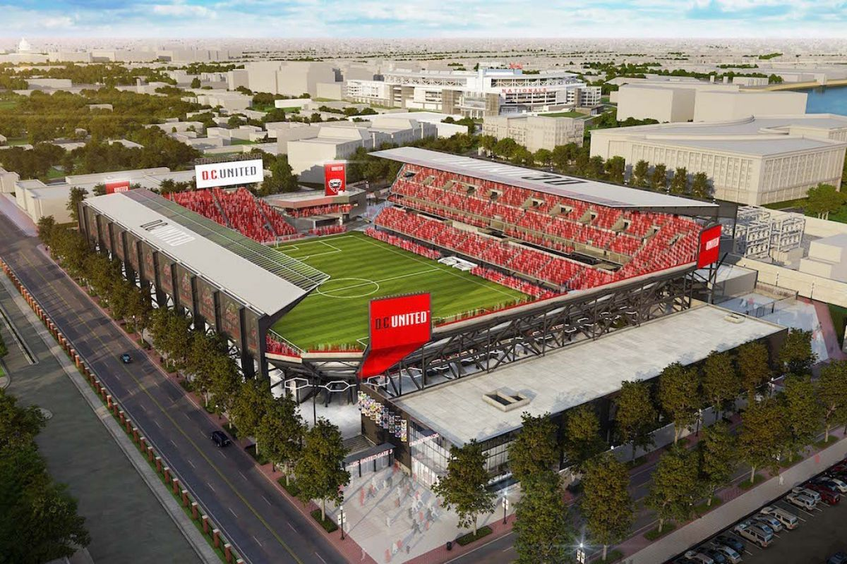 Getting to Audi Field