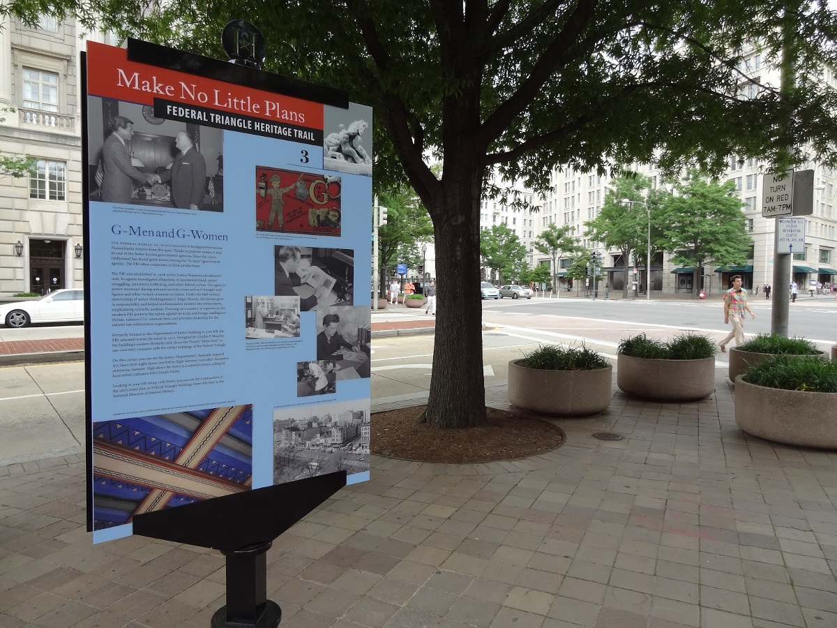 Federal Triangle Heritage Trail