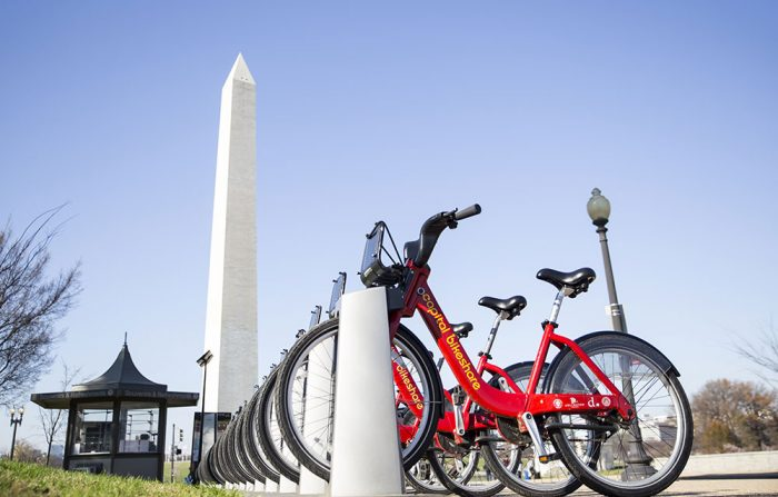 Getting to the National Mall*